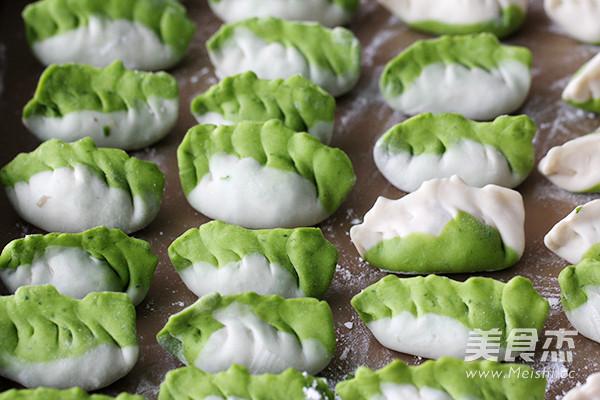 双色饺子白菜饺子怎么煮