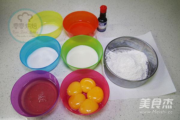 奶油水果蛋糕卷的做法大全