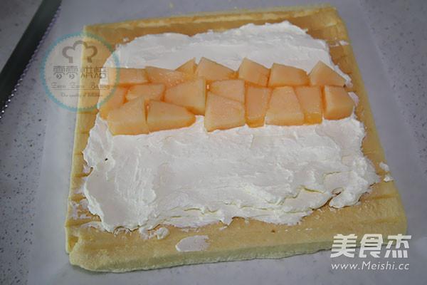 奶油水果蛋糕卷怎样煮