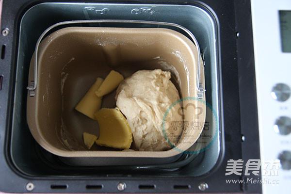 火腿肠面包的做法图解