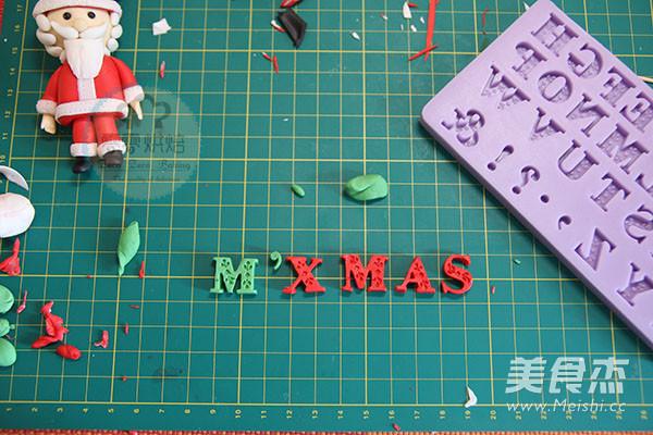 翻糖圣诞老人怎么炖