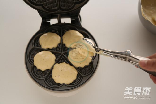 榛子华芙饼怎样煮