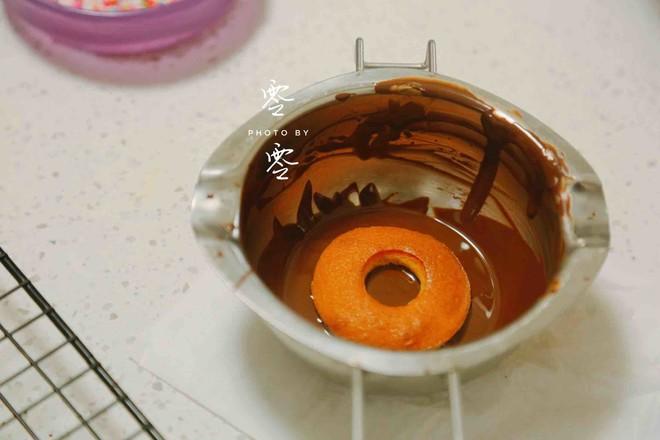 巧克力甜甜圈怎么炖