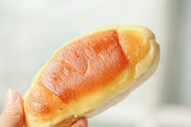 日式盐面包的步骤