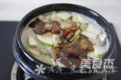 韩式大酱汤怎么炒