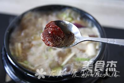 韩式大酱汤怎么煮