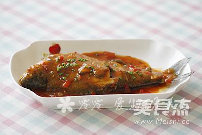红烧鳊鱼怎么炒