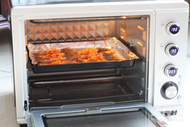 蒜蓉烤虾的家常做法