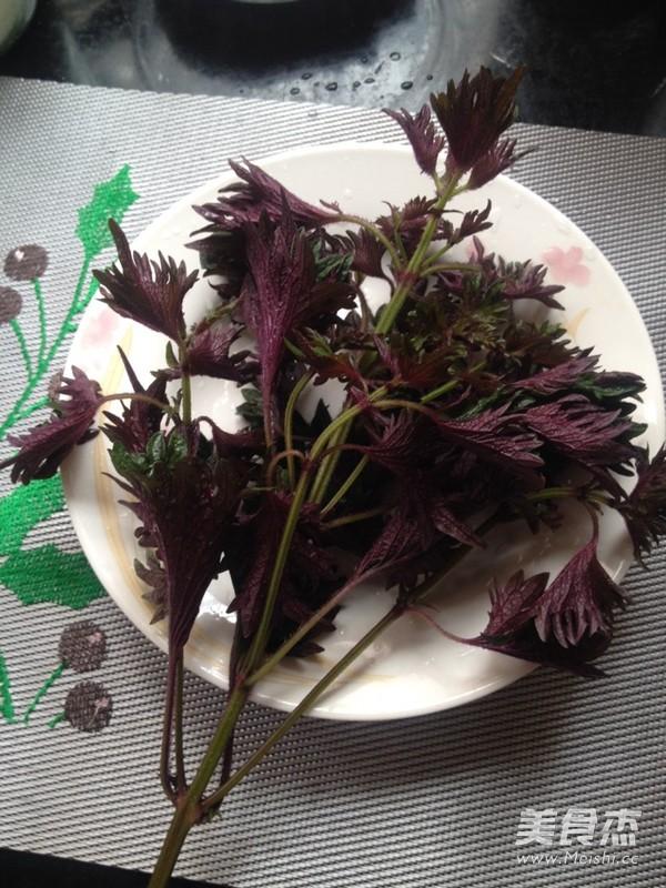 紫苏千层饼的做法大全