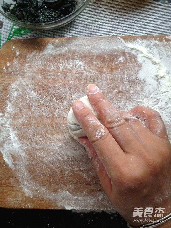 紫苏千层饼怎样做