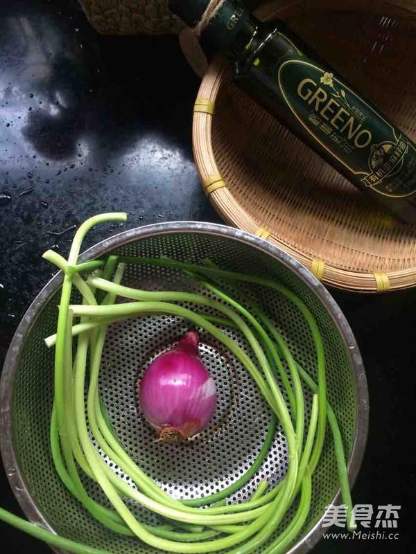 亚麻籽油拌双丝的做法大全