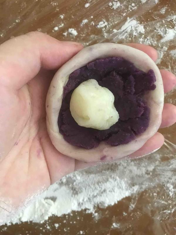 紫薯q心酥怎样炒
