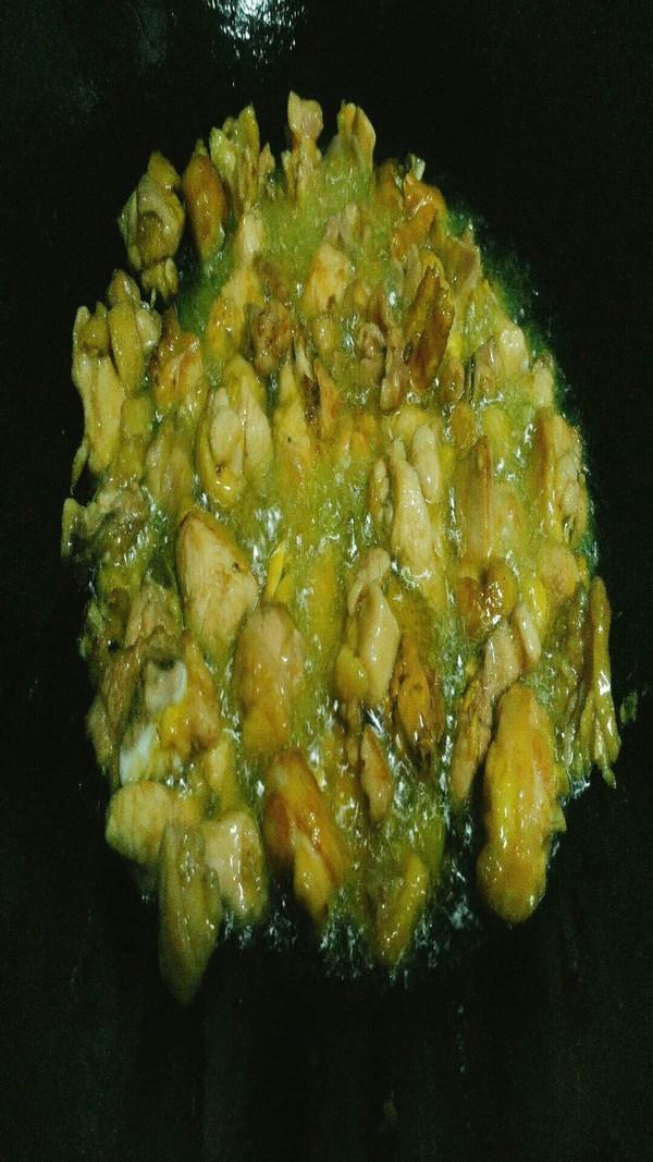 干锅鸡的简单做法