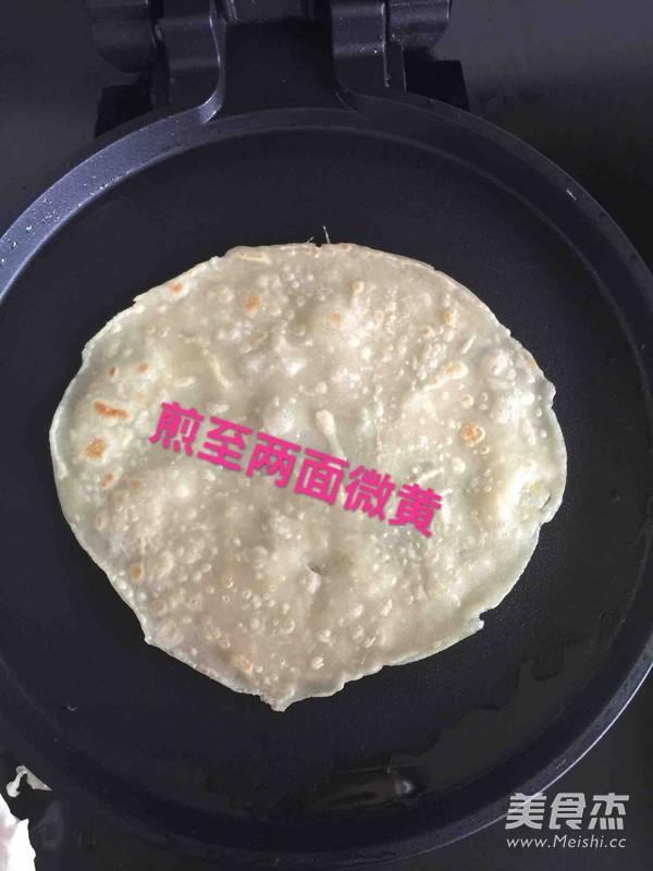 土豆丝炒面饼怎么吃