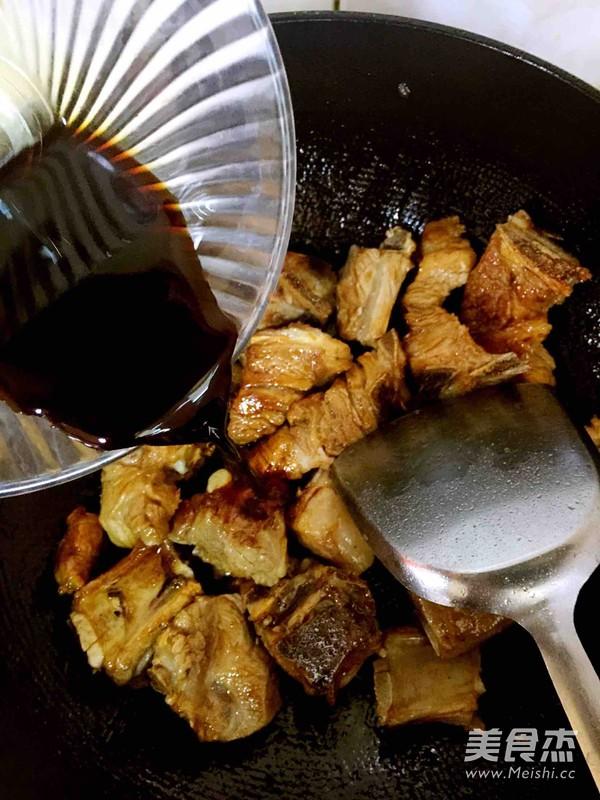 排骨炖土豆怎么吃