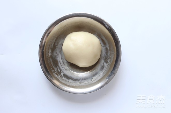 奶黄馅冰皮月饼怎么做