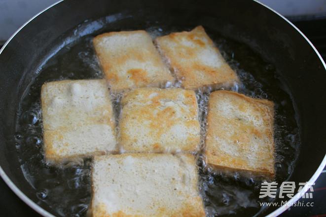 酱汁脆香豆腐的做法大全