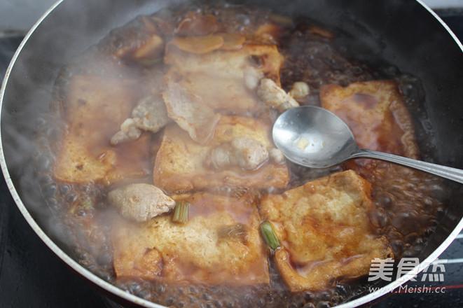 酱汁脆香豆腐怎么煮