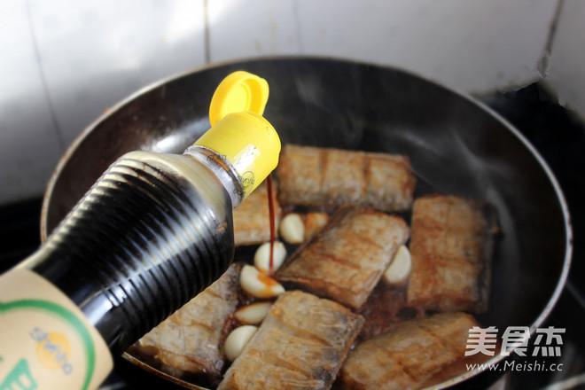 糖醋带鱼的做法图解