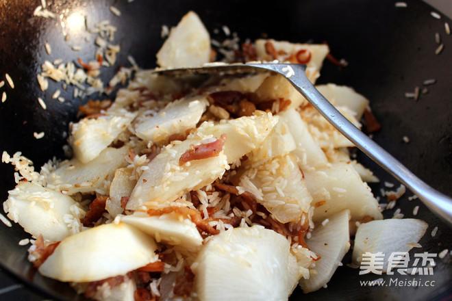闽南萝卜饭的简单做法