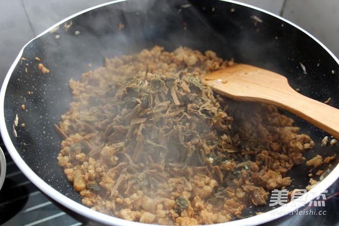 梅干菜肉包怎么吃