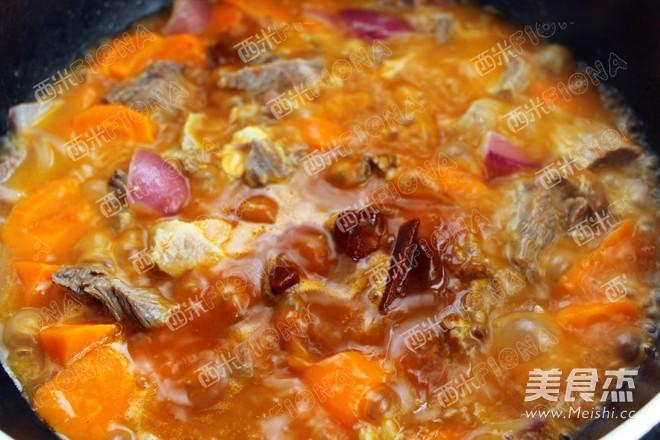番茄红烩牛肉怎么做