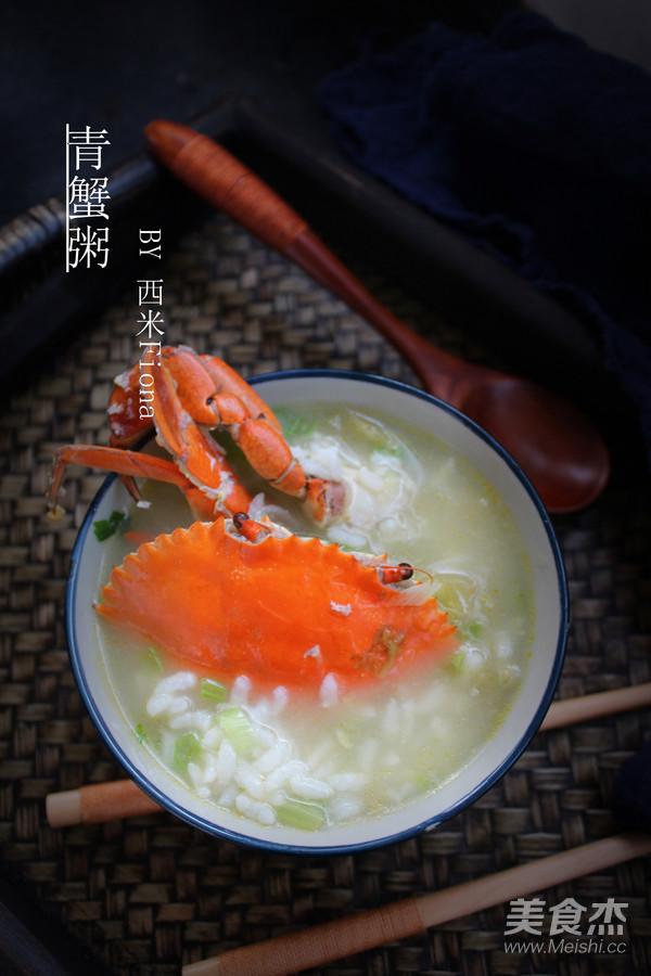 蟹壳素_青蟹粥,青蟹粥的家常做法 - 美食杰菜谱做法大全