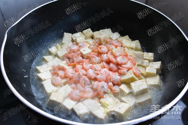 豆腐虾煲怎么吃