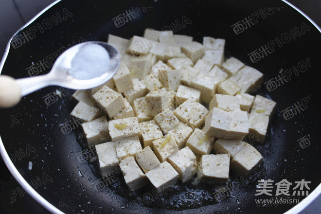 豆腐虾煲的简单做法