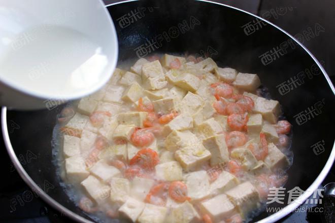 豆腐虾煲怎么做