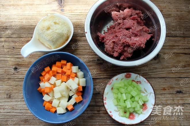 牛肉丸子盖饭的做法大全