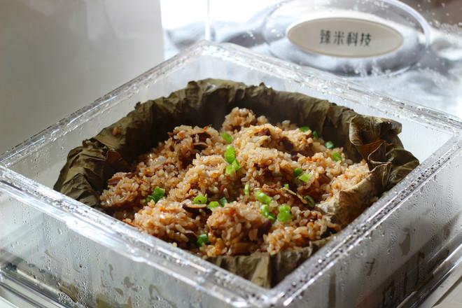 荷香糯米排骨怎么炒