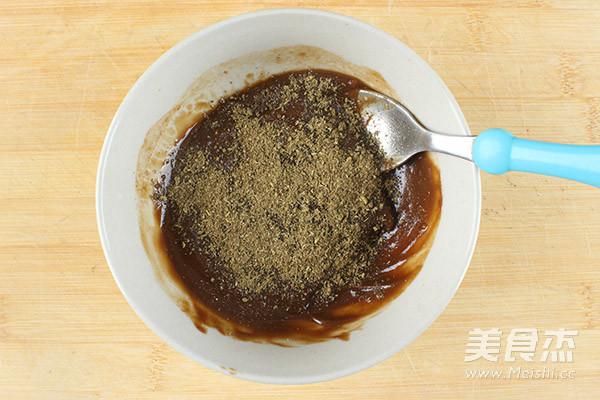 老北京麻酱烧饼的步骤