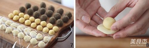 绿豆酥的简单做法