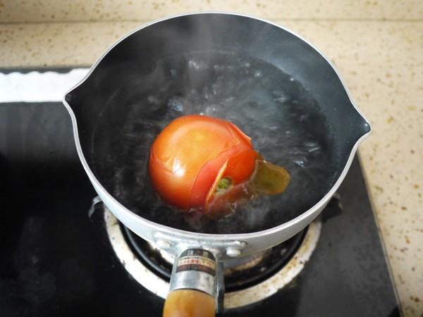 番茄鸡蛋挂面的家常做法