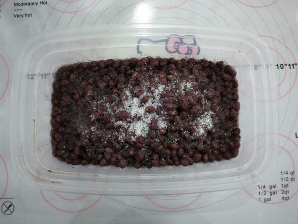 燕麦红豆包子的做法图解