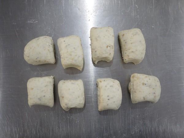 燕麦红豆包子的简单做法