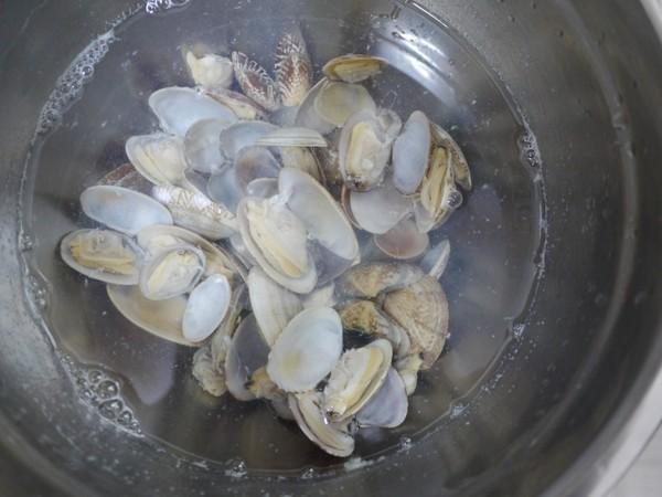 海鲜意大利面的做法图解