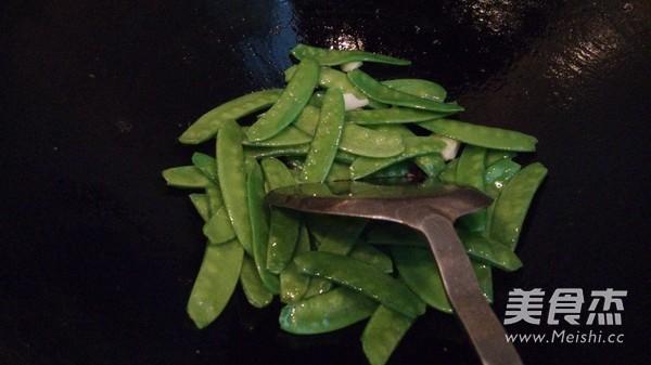 荷兰豆炒肉怎么吃