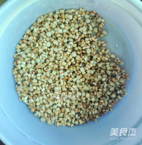 茯苓薏米猪骨汤的做法图解