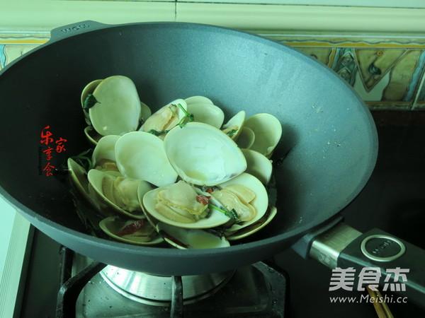 九层塔文蛤怎么炒