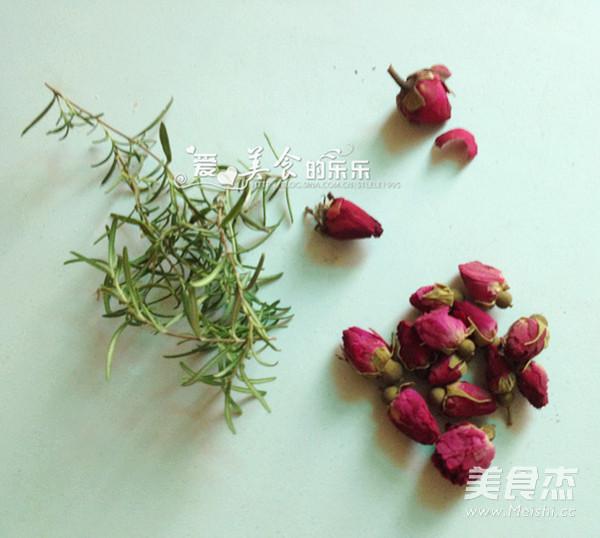 迷迭香玫瑰月季茶的做法大全