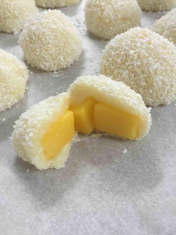 香甜软糯的芒果糯米糍怎样煮