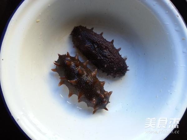 海参粥怎么吃