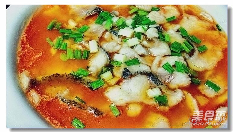 番茄鱼片怎样做