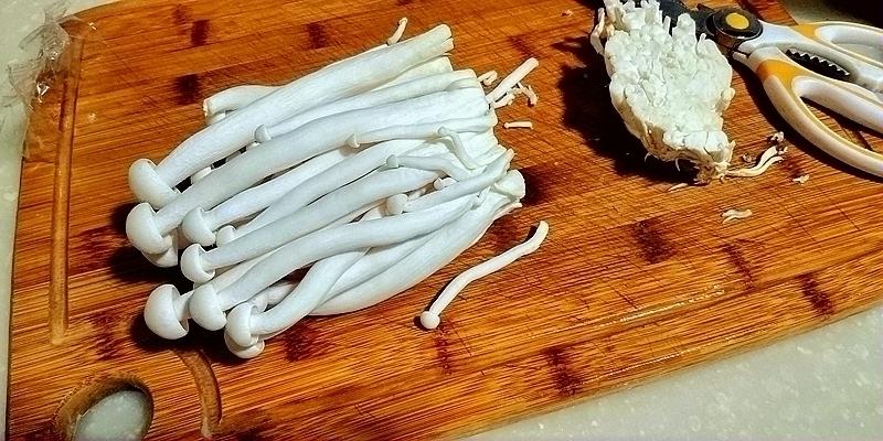 剁椒海鲜菇的做法图解