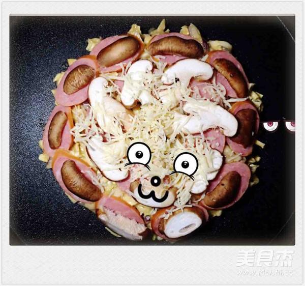 大阪烧披萨——自娱自乐怎么炖