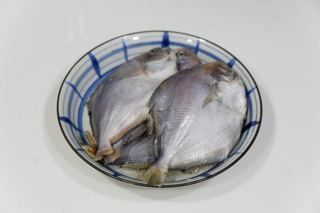 清蒸小鲳鱼的做法大全