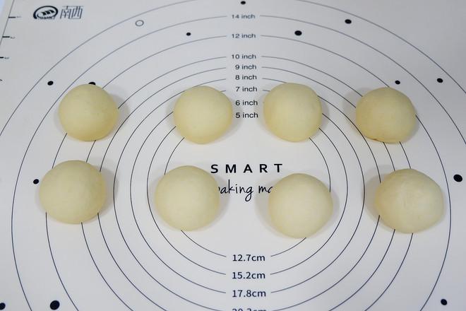 玉米粉甜甜圈馒头的简单做法
