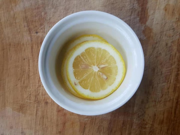 泰式柠檬烤鱼的做法图解